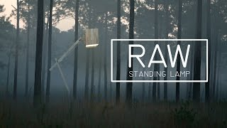 [diy] Raw Project : Standing Lamp