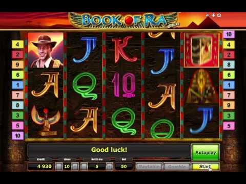 Book Of Ra Online Echtgeld Spielen