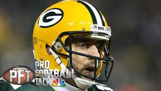 Will Aaron Rodgers be involved in Packers coach search? I Pro Football Talk I NBC Sports