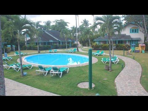 Hotel villas las palmas al mar 4 las terrenas for Hotel villas las palmas texcoco
