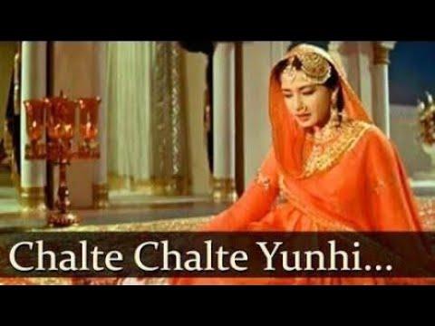 chalte chalte yunhi koi mil gaya tha || whatsapp status song || 90's hit song || bollywood song ||