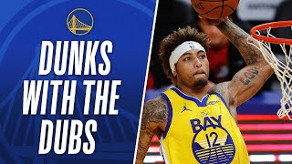 👀 Oubre's Huge DUNKS With Golden State!