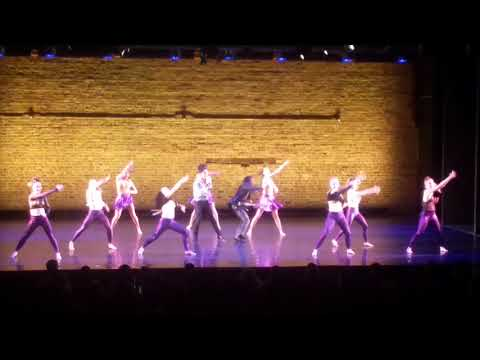 Lets Go Crazy @7pm  Joffrey Ballet School Summer 2017 Choreography by Candice Michelle Franklin