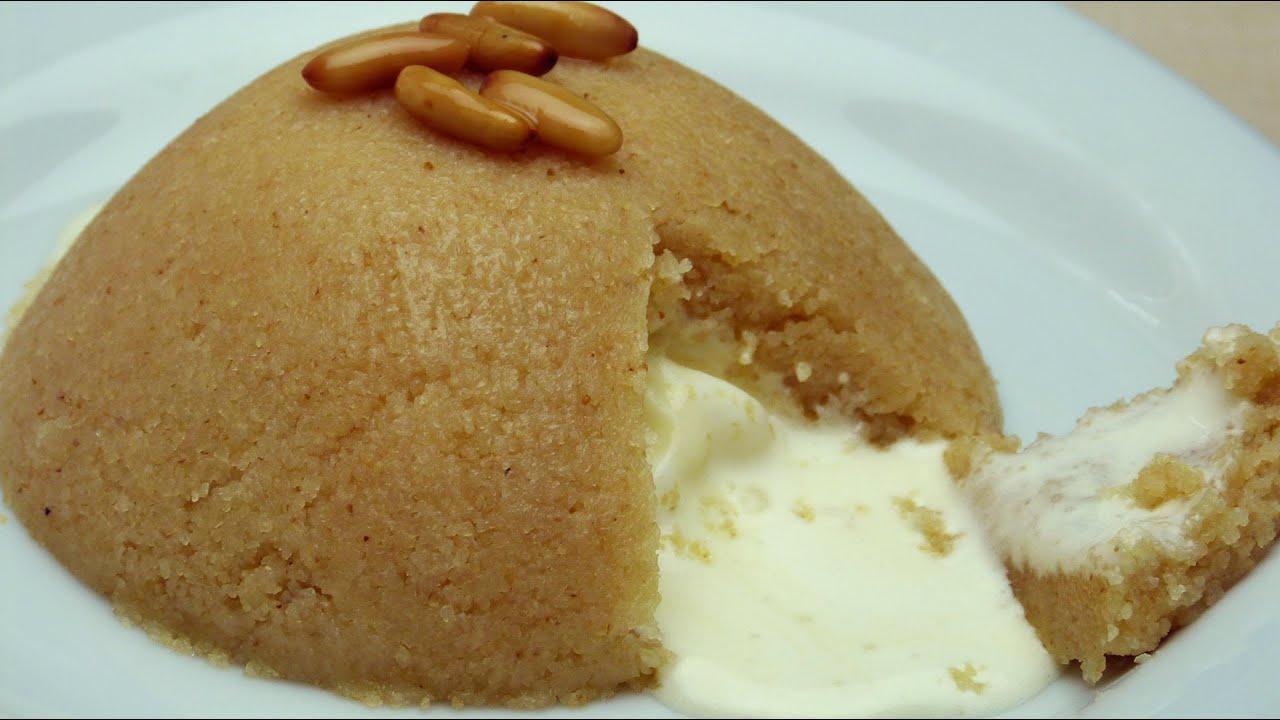 Recipe for semolina halvah dessert with ice cream youtube recipe for semolina halvah dessert with ice cream easy turkish recipes forumfinder Choice Image