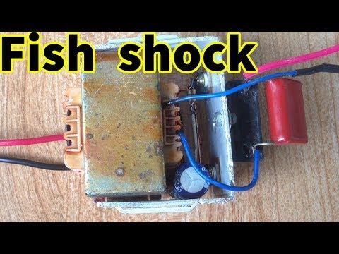 Fish Shock Electric Use Transformer 2A