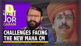 Seven Prospective Challenges Before New Maha CM Uddhav Thackeray