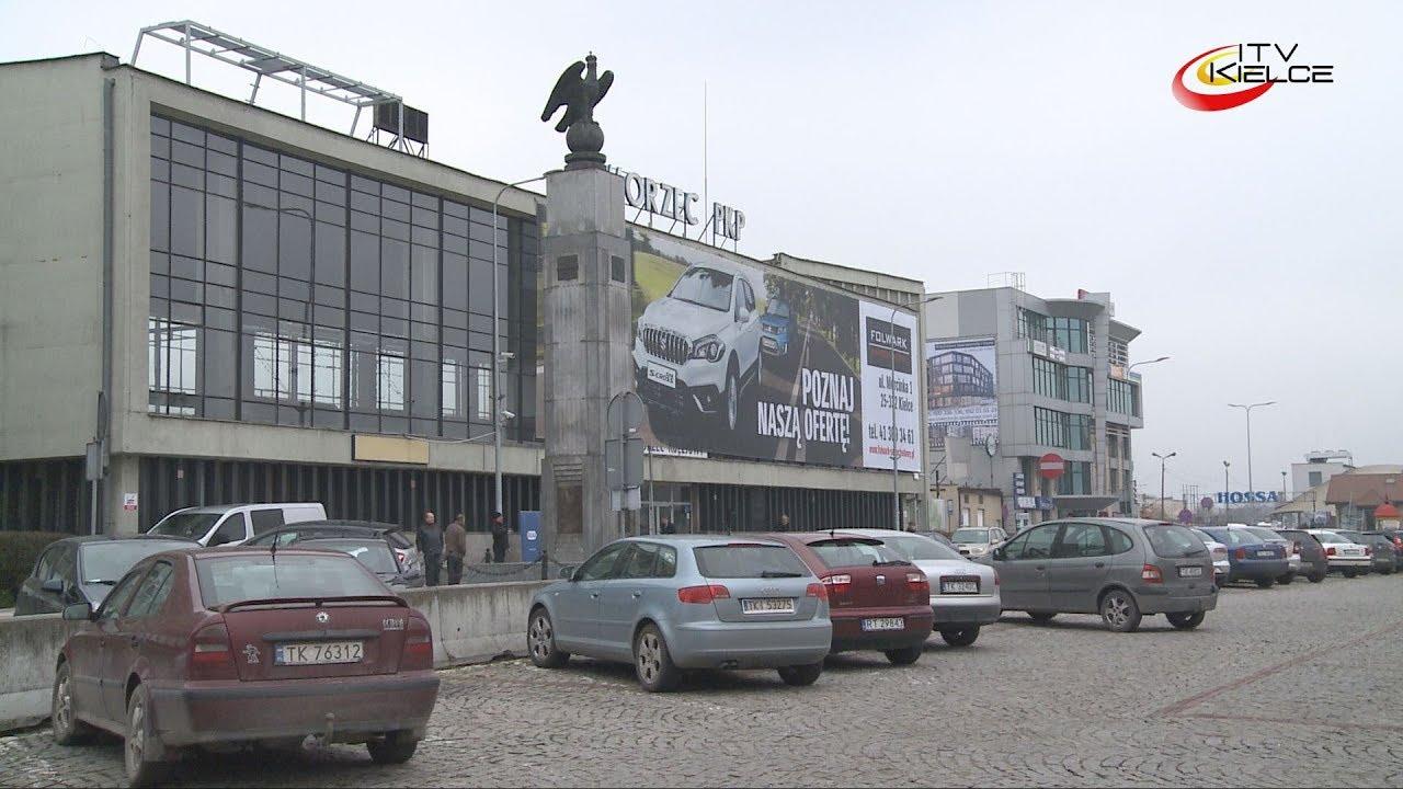 Dworzec PKP w Kielcach zmieni swoje oblicze – ITV Kielce
