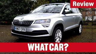 2019 Skoda Karoq Review – a new class-leading SUV? | What Car?