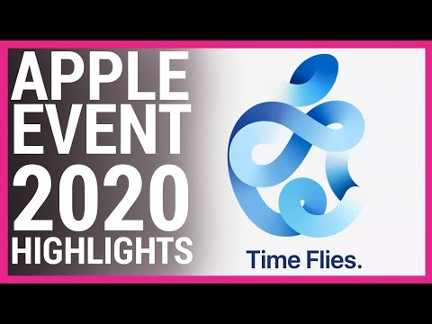 Watch Series 6 and new iPad Air 4 but no new iPhone   Apple Sept 2020 Event Highlights