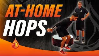 🏠 The AT-HOME Vertical Jump Workout