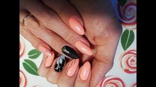 Маникюр и покрытие ногтей гель лаком / LOVELY