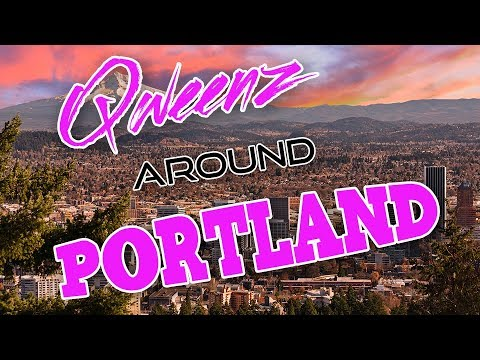 Portland Drag on Qweens Around The Country! | Hey Qween