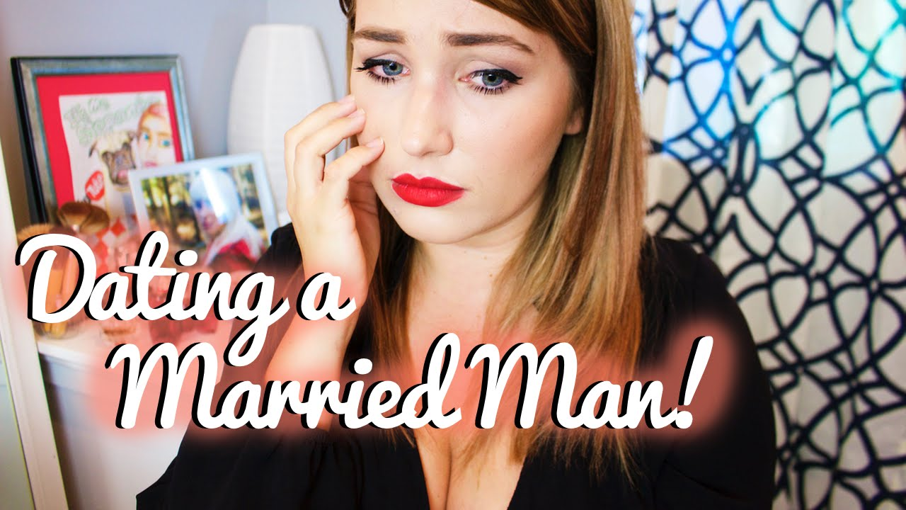 what to do if dating a married man