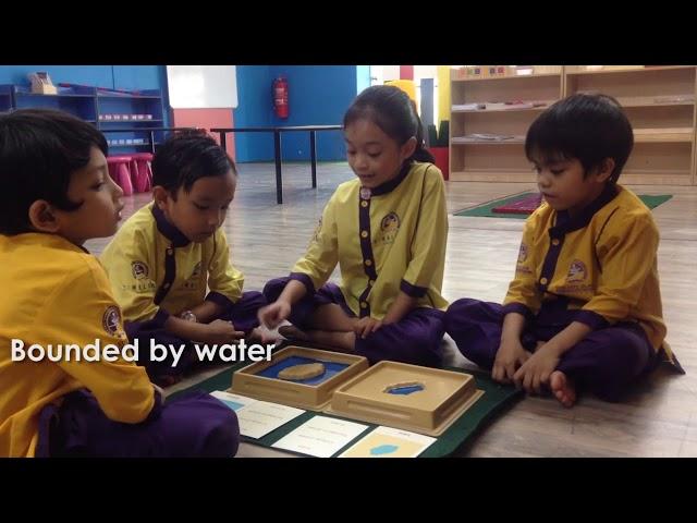 Nimblebee Preschool Activity 2017