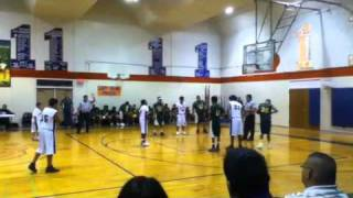 7th grade Tom Browne basketball