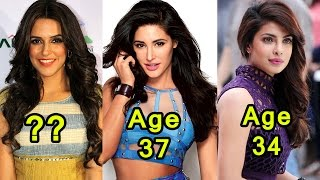 Top 10 Unmarried Bollywood Actresses Who Age More Than 30 | 2017