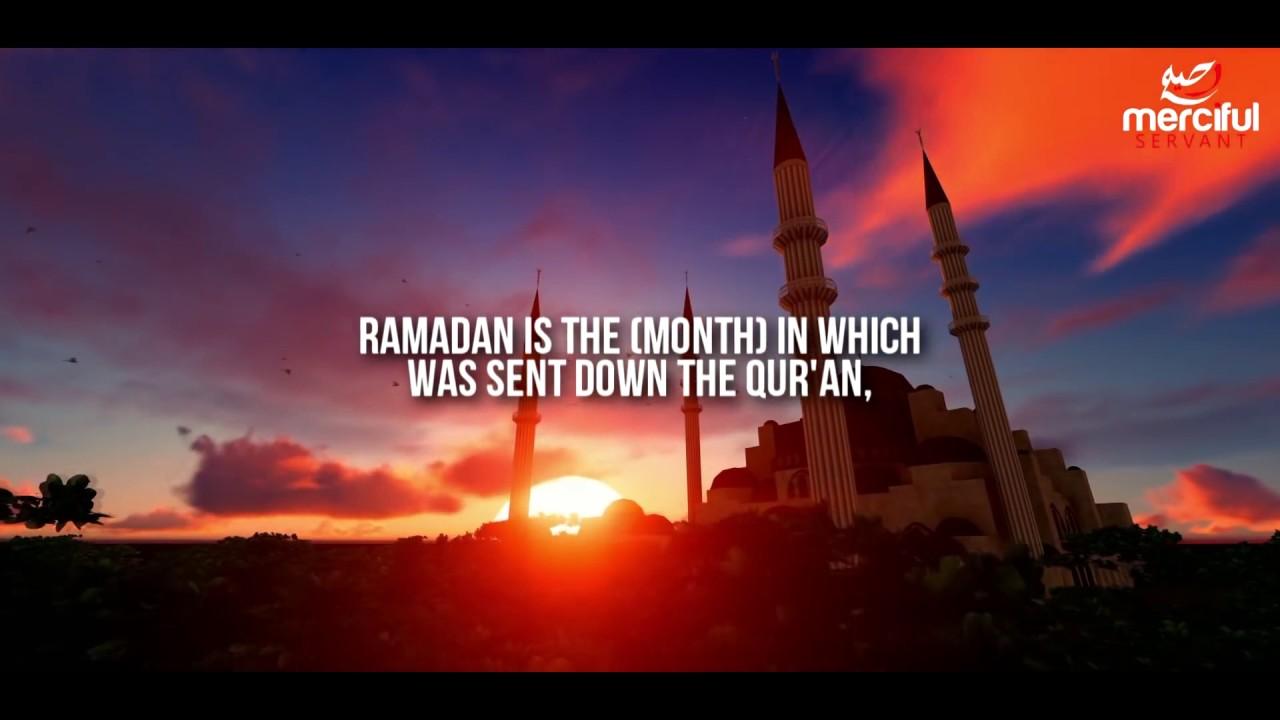 SURAH AL BAQARAH - Ramadan Verses - Omar Hisham Al Arabi