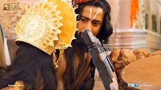 Gambar cover Karnan best reply to Arjunan    Mahabharatam Sad Song    Untold bond