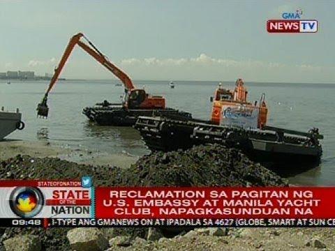 Pagtatanggal ng mga naipong basura sa ilalim ng dagat ng Manila Bay, sinimulan na