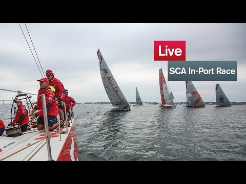 Live recording: 'SCA In-Port Race' - Lorient