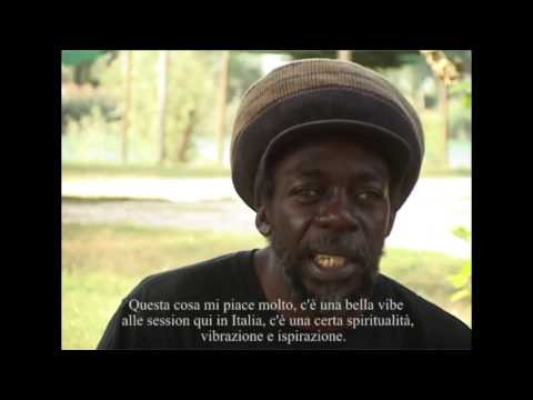 [Special Interview Teaser]  Aba Shanti I @ Zion Station Festival 2012