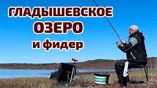 Рыбалка на Гладышевском озере на фидер