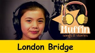 London Bridge is Falling Down | Family Sing Along - Muffin Songs