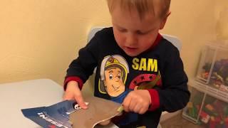 MickyMaus Zeitschrift mit Quatsch beim SpielzeugTester - Julian