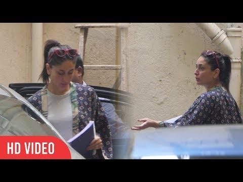 Kareena Kapoor Khan at Aamir Khan House for Script Reading | Rancho and Pia Upcoming Movie Mp3