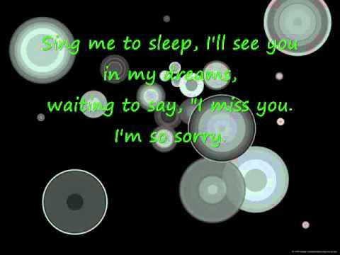 Lullabies Lyrics All Time Low