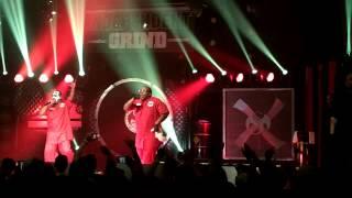 Tech N9ne - E.B.A.H. - Live 2014 Tampa, FL