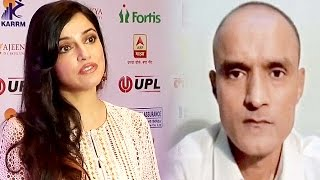 Divya Khosla SUPPORT Kulbhushan Jadhav's Death Sentence By Pakistan's Army