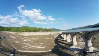 VR タウシュベツ川橋梁 thumbnail