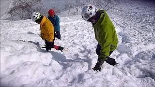 20180402GSK雪上訓練7ワカン
