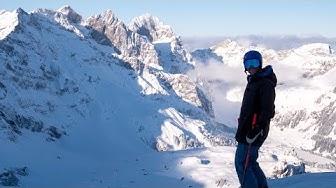 Skifahren in Engelberg Titlis mal anders