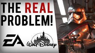 Disney Is Ruining Star Wars Games...