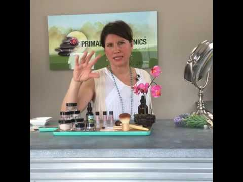 Natural Make Up Q & A by Trina Felber, Expert in Natural Skincare and Skincare Biohacker