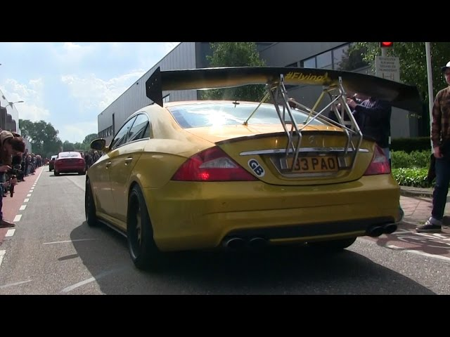 SPOILER ALERT! | THE MOST INSANE MERCEDES CLS55 AMG YOU HAVE EVER SEEN!