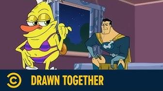 Captain Girl    Drawn Together   Staffel 2 Episode 8   Comedy Central Deutschland