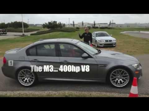 BMW M Performance Driving School