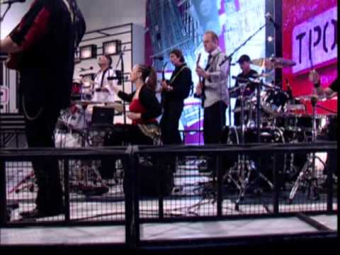 "Teddy lion band -TV CANAL 5  "" Casablanca"""