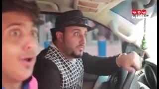 الفنان عبدالله يحيى ابراهيم مع الرائع والمتميز صلاح الوافي  الفنانه اماني الذماري مسلسل هفة