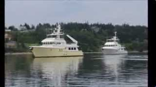 2013 08 13 Trawlers Cruising Nova Scotia - Part 1