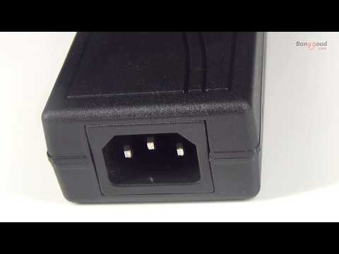 AC 100-240V to DC 12V 5A 60W Power Supply Adapter For LED