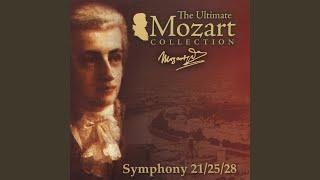 Symphony No. 28 in C Major, K. 200: III. Menuetto e Trio