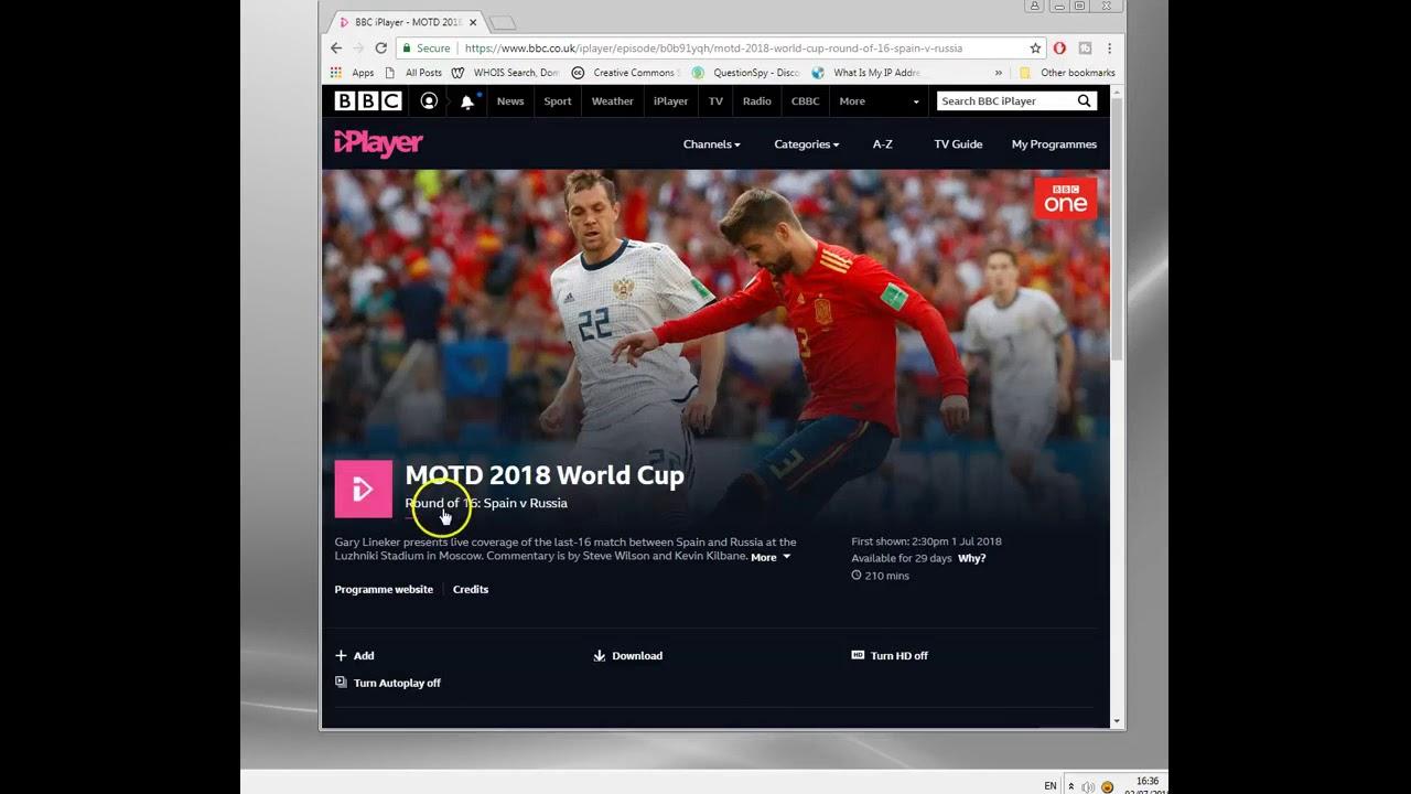 How to Watch UK TV Online in Spain