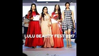 LULU Beauty Fest 2017 - Prayaga Martin,Vinay Fort