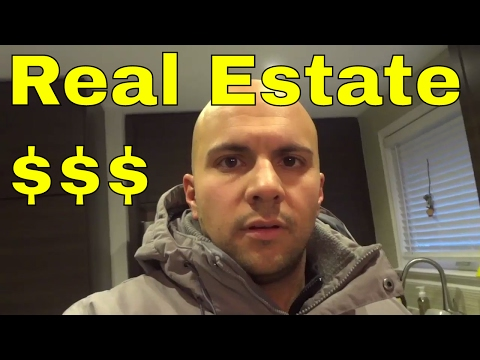 How Much Money Do Real Estate Agents Make-A REAL Answer