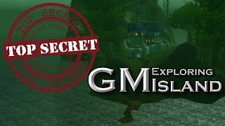 World of Warcraft Secrets - GM Island