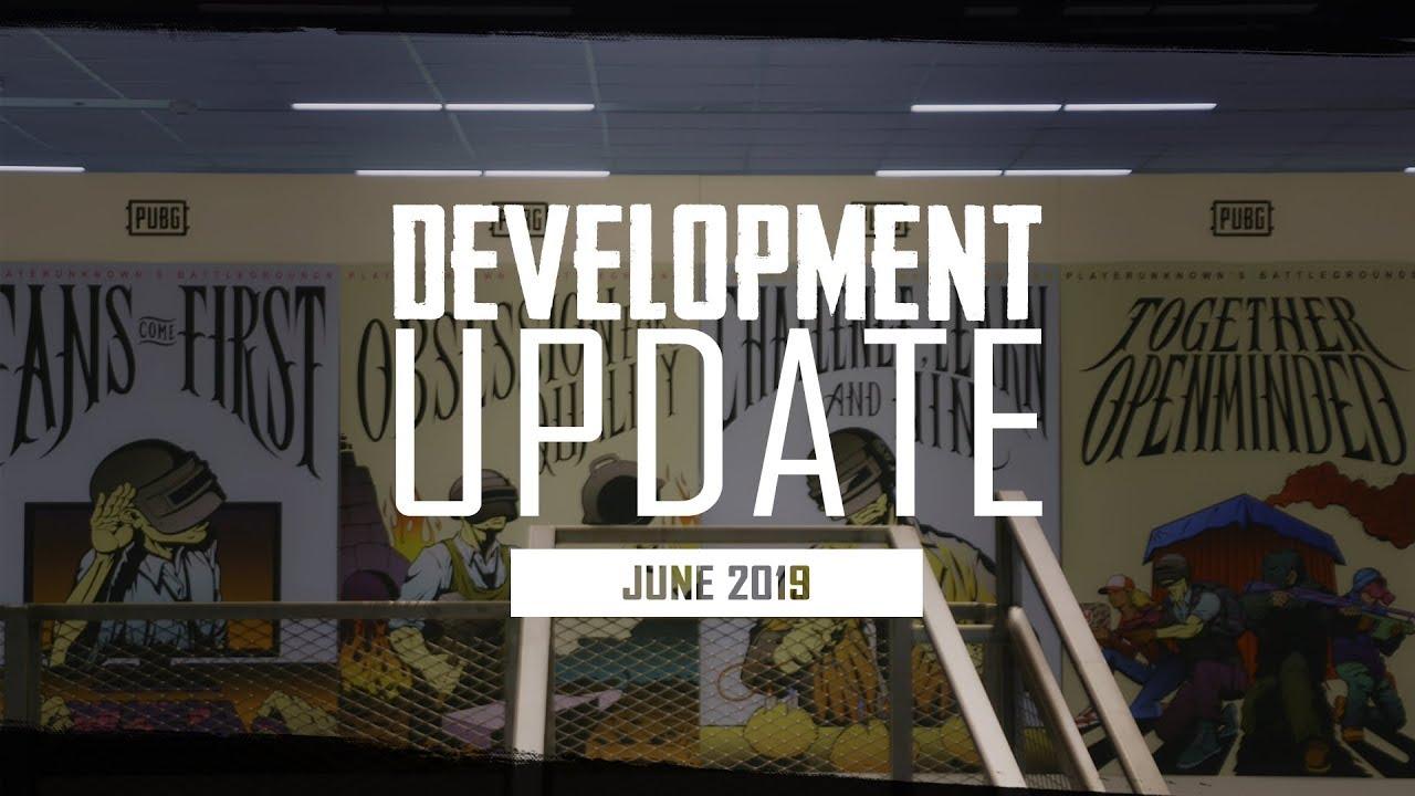 PUBG Development Update & Erangel Visual Update Test Server